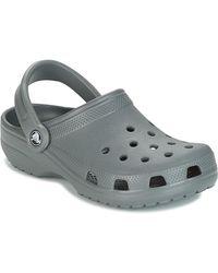 Crocs™ Zuecos CLASSIC - Gris