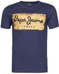 Pepe Jeans CHARING T-shirt - Bleu