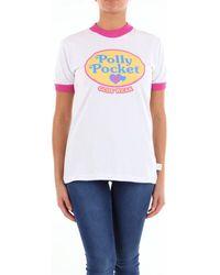 Gcds T-shirt W020032 - Blanc
