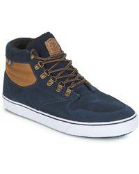 Element Hoge Sneakers Topaz C3 Mid - Blauw