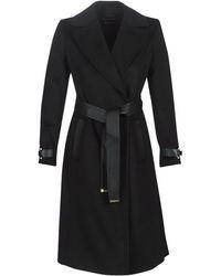 Marciano Aza Women's Coat In Black
