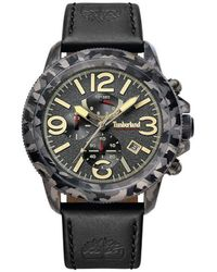 Timberland Reloj analógico - 15474jsgy - Negro