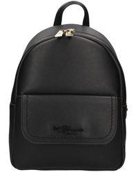be Blumarine 623001a Backpack - Black