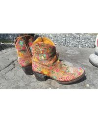 Mexicana Boots multicolore Bottines