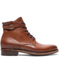 Azzaro Boots HUDAN Marron