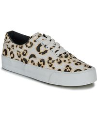 Superdry Lage Sneakers Classic Lace Up Trainer - Wit