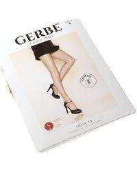 Gerbe Collant fin - Invisible - Classical collection femmes Collants & bas en Beige - Neutre