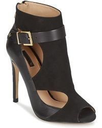 SuperTrash | Amber Women's Sandals In Black | Lyst