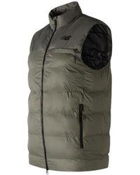 design de qualité 6d22d 104e6 CHALECO 247 TERMAL (MFG) hommes Veste en vert