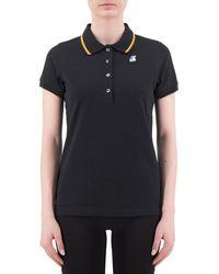 K-Way Alizee Stretch noir T-shirt