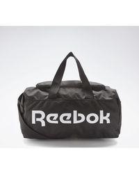 Reebok Sporttasche Active Core Grip Bag Small - Schwarz