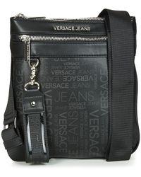 Lyst - Men s Versace Jeans Bags Online Sale 30ef5b04db8d0