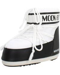 Moon Boot 14093400 002 Bottes neige - Blanc