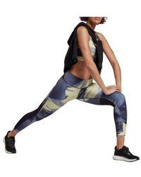 Reebok Panties Running Essentials Aop Tight - Multicolor