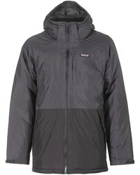 Patagonia Parka Jas M's Insulated Torrentshell Parka - Grijs