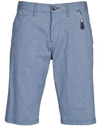 Tom Tailor Shorts - Azul