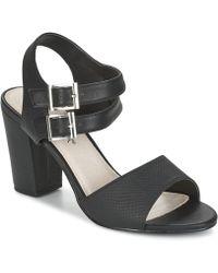 Balsamik - Akapa Women's Sandals In Black - Lyst