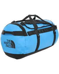 The North Face Base Camp Duffel L Travel Bag - Blue