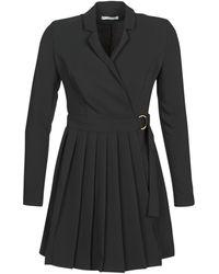 Guess Korte Jurk Altas Dress - Zwart