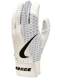 Nike Accessoire sport Gants de Batting Force Ed - Multicolore