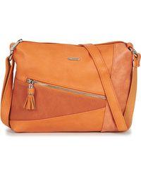 David Jones Bandolera 6286-1 - Naranja