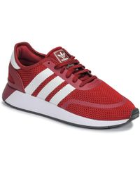 buy online 87d0c 0e92d adidas - N-5923 Mens Shoes (trainers) In Red - Lyst