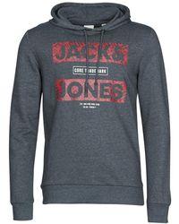 Jack & Jones Sweaters Iconewgerard - Blauw