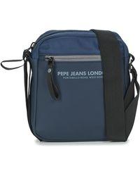 Pepe Jeans Borsa Shopping Sailor - Blu