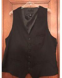 H&M Gilet de costume noir - H amp;M - Taille L - Neuf sans étiquette Gilets de costume
