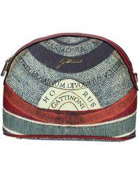 Gattinoni BIGPL6446WPQ SACS CLASSIQUE / ROUGE Pochette - Multicolore