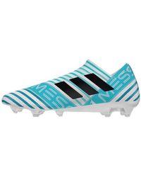 651f44d283b adidas - Nemeziz Messi 17 360 Agility Fg Men s Football Boots In White -  Lyst