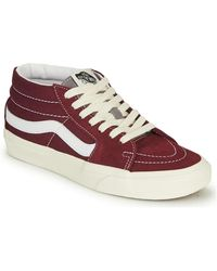Vans - Baskets - Lyst