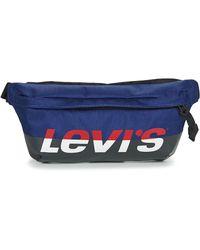 Levi's Heuptas Levis Banana Sling - Blauw