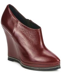 Fabi Low Boots Fd9627 - Bruin