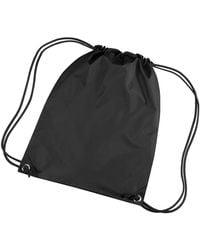 Bagbase BG10 garcons Sac de sport - Noir