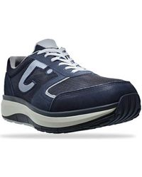 Joya Lage Sneakers Cancun Dark Navy - Blauw