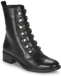 Unisa Laarzen Eugele - Zwart
