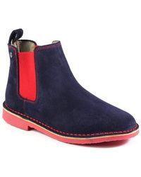Big Star - V273011 Women's Low Ankle Boots In Multicolour - Lyst