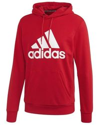 adidas - Sweat-shirt Must Haves Badge OF Sport - Lyst