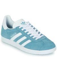 Baskets Gazelle d'Adidas pour femme - Jusqu'à -58 % sur Lyst.fr