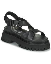 Bronx Sandali Groovy Sandal - Nero