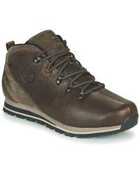 Timberland Boots - Marron