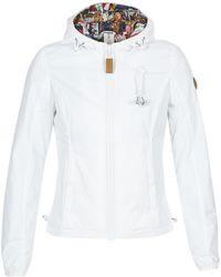 80DB Original Coupes - Blanc