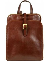 Time Resistance - Clarissa Women's Backpack In Brown - Lyst