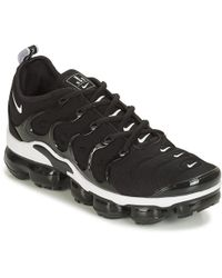 70692005cb449 Nike Air Vapormax Plus Men s Shoes (trainers) In Black in Black for ...