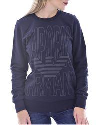 Armani Jersey 163964 0A265 - Mujer - Azul