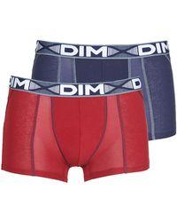 DIM Boxer 3D Flex Air X 2 - Blu