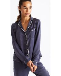 Banana Moon NOSERA SAPHYRA Pyjamas / Chemises de nuit - Bleu