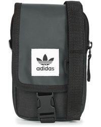 adidas Handtasje Map Bag - Zwart