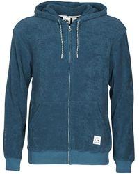 Quiksilver Sweater Taxer Wash - Blauw